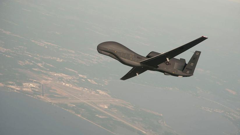 EE.UU. advirtió a Irán sobre un ataque tras el derribo de su dron