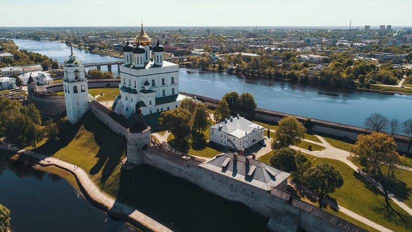 La Unesco incluye la ciudad antigua de Pskov, en Rusia, en la lista del Patrimonio Mundial