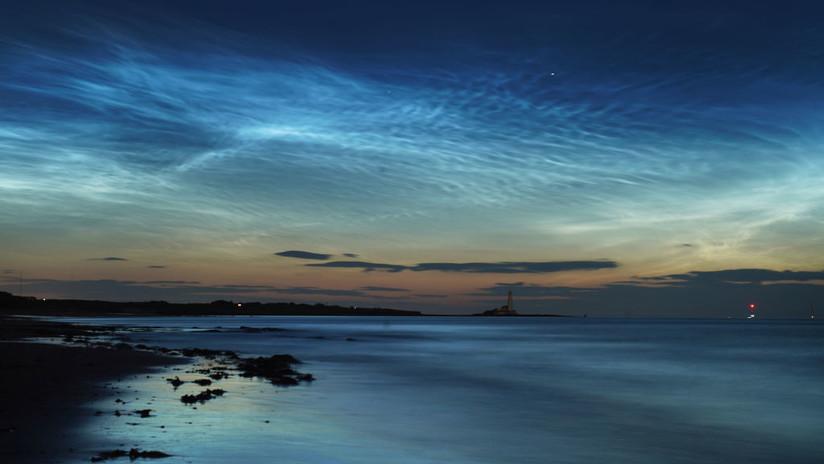 """Científicos avistan las nubes """"más raras"""" en una zona donde nunca fueron vistas antes y el ser humano sería responsable del hecho"""