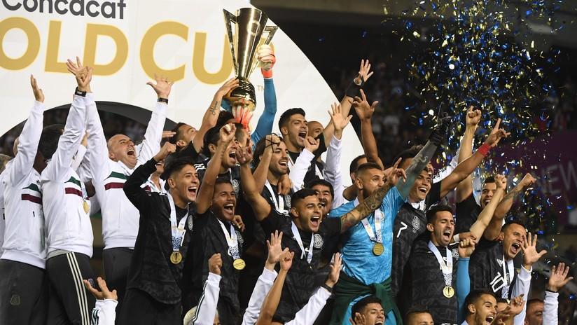 México se proclama campeón de la Copa de Oro tras derrotar a EE.UU.