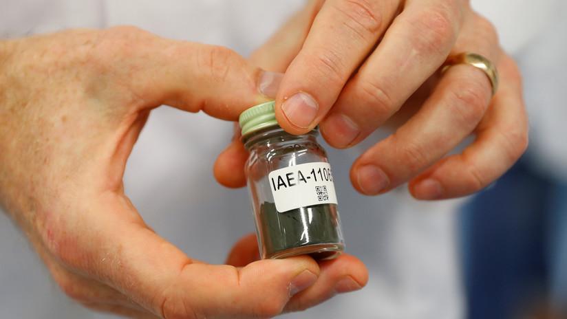 Irán anuncia haber superado el límite del 3,67 % de enriquecimiento de uranio