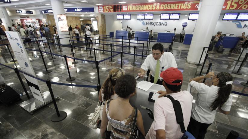México deniega la entrada a Cancún a 14 turistas con pasaporte ruso