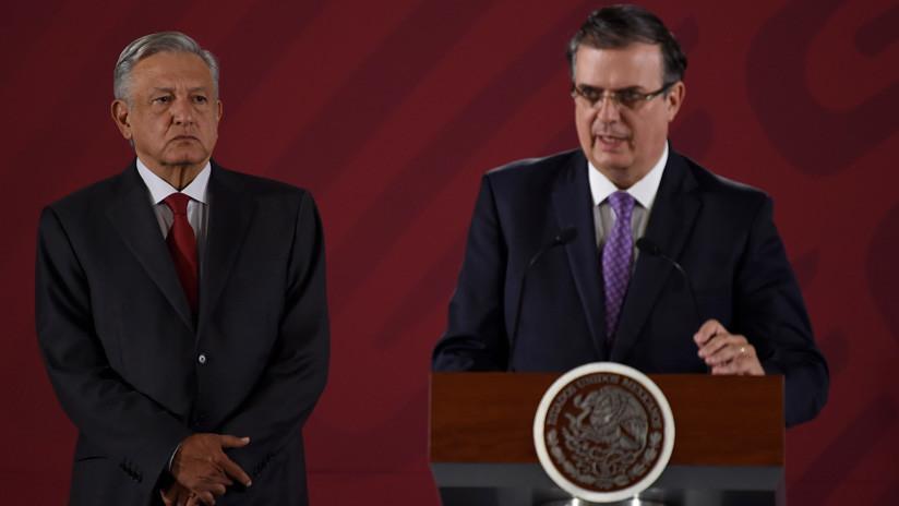 """México considera """"un gran avance"""" que el G20 incluyera el tema migratorio como una de sus prioridades"""