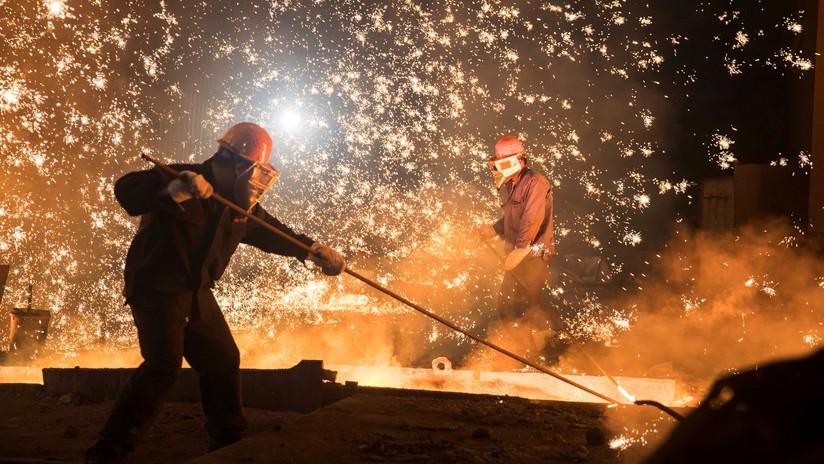 EE.UU. podría imponer nuevas sanciones al acero de México y China