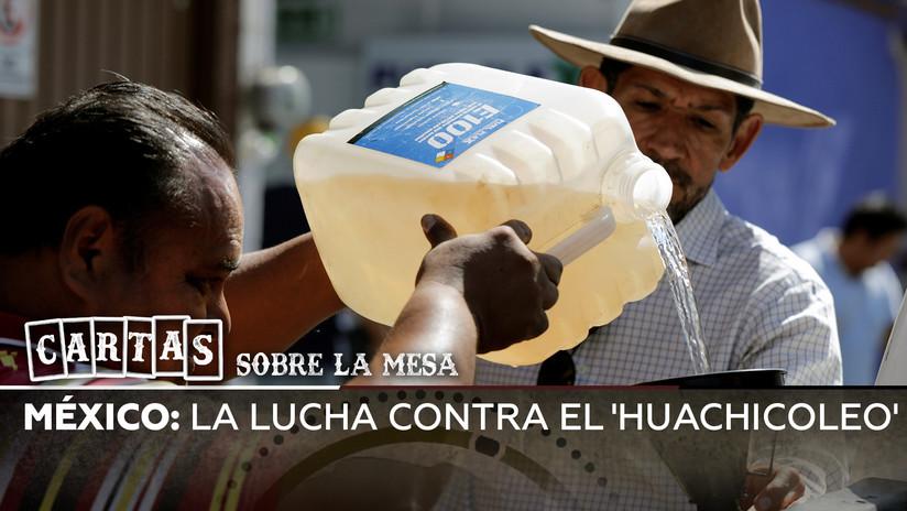 México: la lucha contra el 'huachicoleo' que provoca pérdidas milmillonarias para Pemex