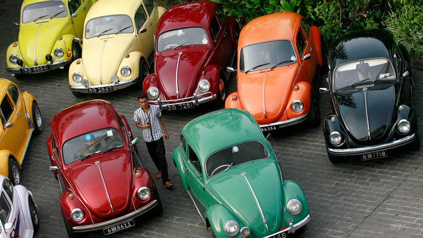 De la Alemania nazi a fabricarse en México: Volkswagen dice adiós a su popular 'Escarabajo' tras 80 años de producción