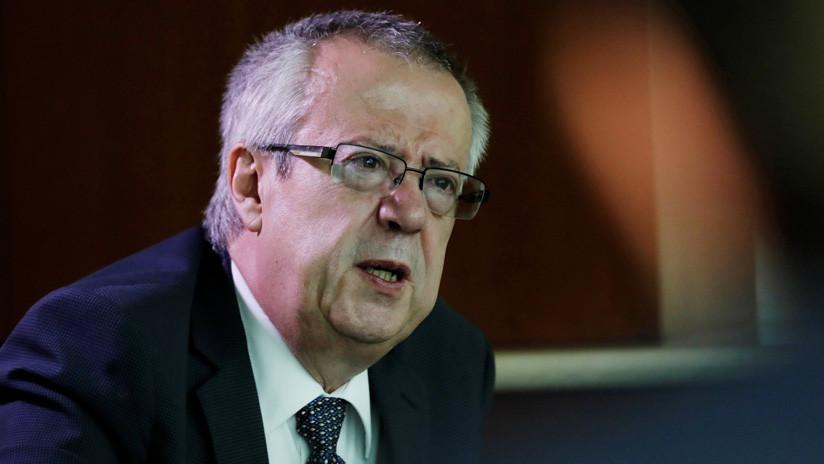 Carlos Urzúa renuncia a la Secretaría de Hacienda de México