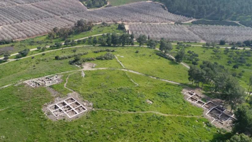 VIDEO: Hallan en Israel una ciudad bíblica del siglo 12 a.C., asociada con el rey David
