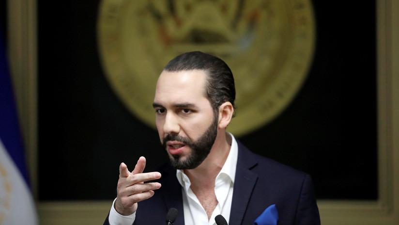 """Bukele dice que un día solo hubo """"dos homicidios en El Salvador"""" y espera que la tendencia siga a la baja"""
