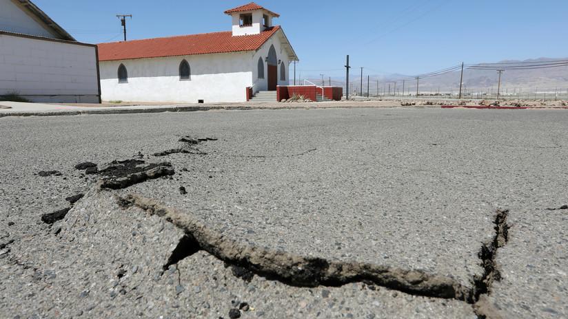 Videos del Servicio Geológico de EE.UU. muestran los miles de sismos registrados en California