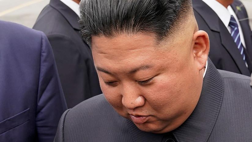 VIDEO: Kim Jong-un casi se queda dormido en una reunión del partido