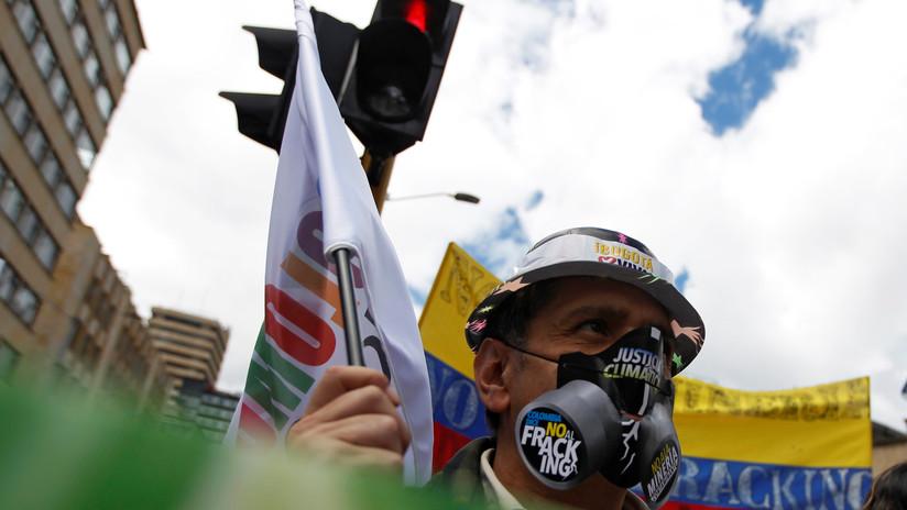 ¿Pudo un paro de taxistas reducir la contaminación del aire en Bogotá?
