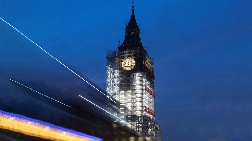 El Big Ben de Londres cumple (mudo) 160 años