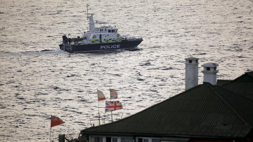 La Policía de Gibraltar detiene al capitán del buque cisterna iraní que presuntamente se dirigía a Siria