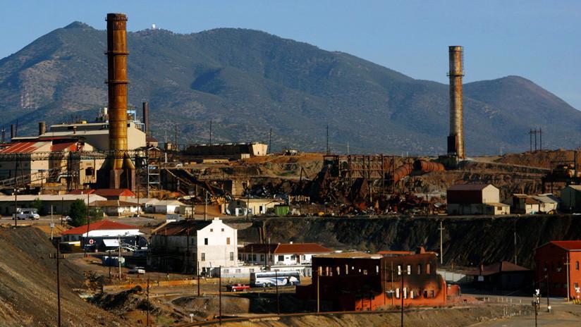 Una minera de Grupo México derrama 3.000 litros de ácido sulfúrico en el Mar de Cortés