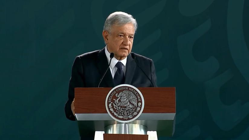 """López Obrador responde a analistas económicos: """"No veo amenaza de recesión"""""""