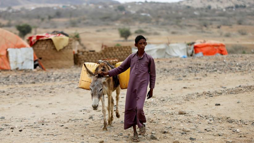 La guerra en la que el hambre y las enfermedades matan más que las balas y las bombas