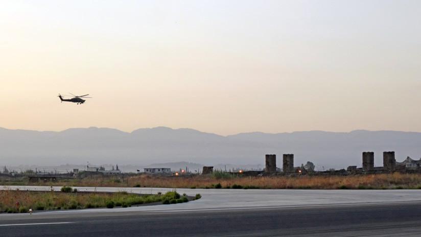 Rusia destruye tres drones con los que unos terroristas intentaron atacar su base siria de Jmeimim