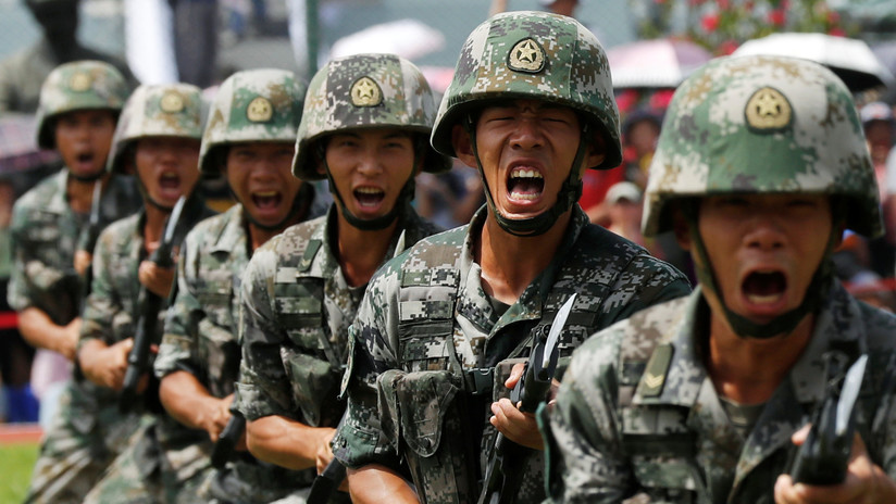 """Un alto mando militar de EE.UU. estima que China será su """"principal desafío"""" para """"los próximos 50 o 100 años"""""""