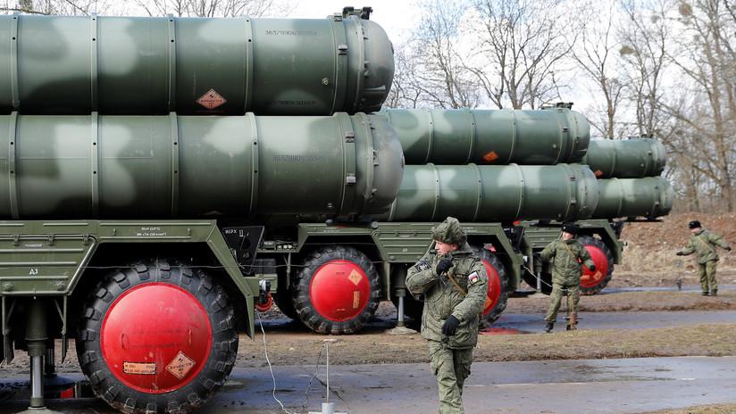 EE.UU. podría anunciar sanciones a Turquía la próxima semana por recibir sistemas S-400 de Rusia