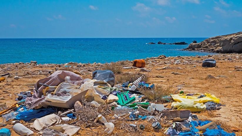 Ecologistas retiran casi 40 toneladas de basura del Pacífico en menos de un mes