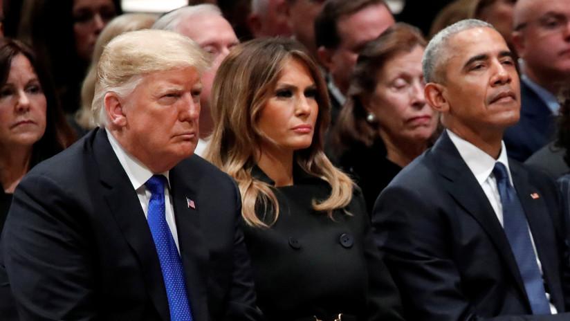 Informe filtrado: El exembajador británico dijo que Trump abandonó el acuerdo iranípor estar asociado a Obama