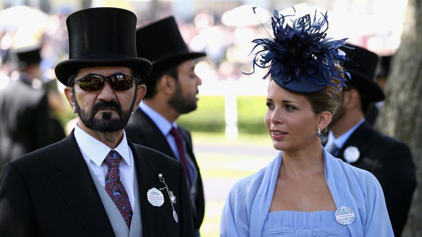 ¿Quién es la esposa del gobernante de Dubái y por qué huyó a Europa con 40 millones de dólares?