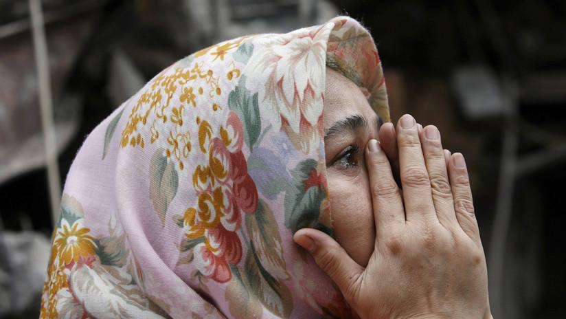 VIDEOS: Escenas de pánico tras un terremoto de magnitud 7,3 en Indonesia