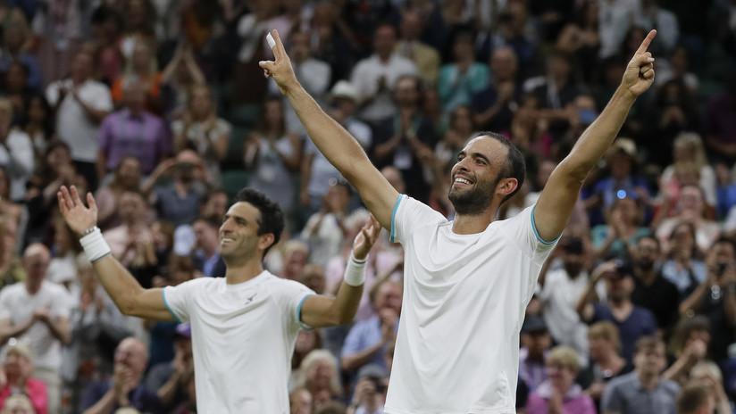 """""""Esto es enorme"""": Dupla colombiana gana por primera vez en la historia un título de Grand Slam para su país"""