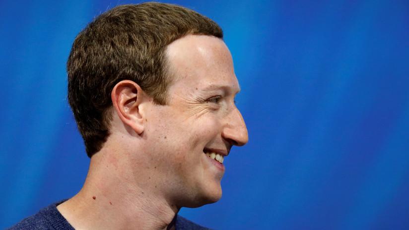 La multa récord de 5.000 millones de dólares contra Facebook elevó su valor de mercado en 10.400 millones
