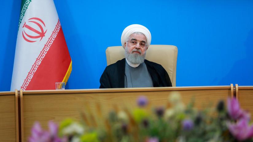 """Irán hablará con EE.UU. """"ahora y en cualquier lugar"""" si vuelve al acuerdo nuclear y levanta las sanciones"""