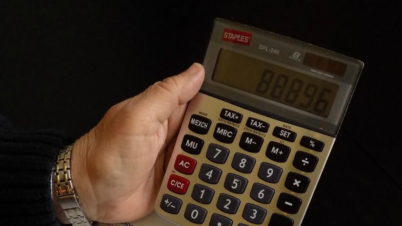 ¿Y usted podría resolverlo?: Un sencillo 'meme matemático' desconcierta a los internautas