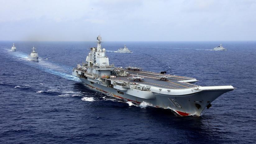 China celebra maniobras militares en el estrecho de Taiwán en medio de tensiones con EE.UU. por la venta de armas a la isla