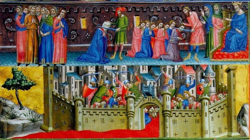 Confirman con pruebas las crónicas sobre la toma de Jerusalén durante la Primera Cruzada en el año 1099