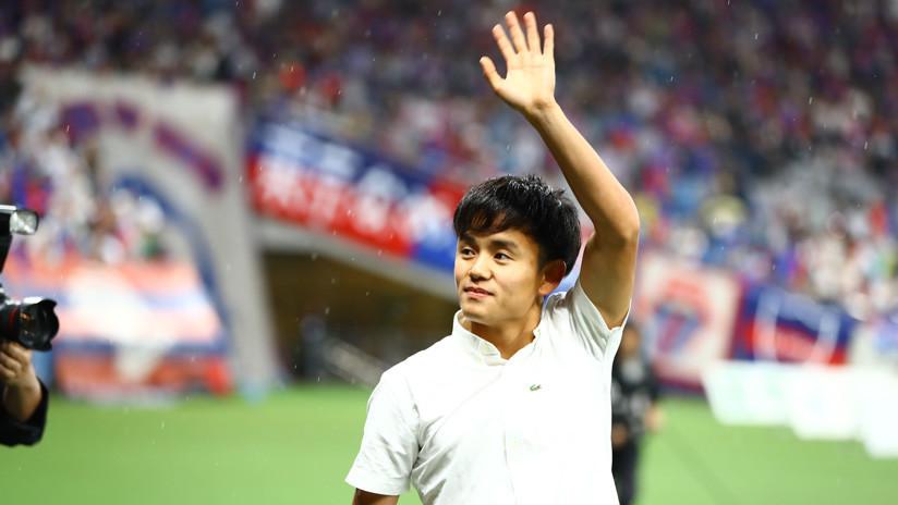 VIDEO: Así entrena el 'Messi japonés', la joven promesa del Real Madrid que ya es una verdadera sensación en su país natal