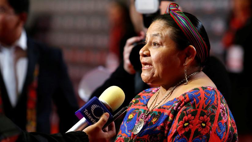 Redadas en EU ofenden a migrantes de todo el mundo: Rigoberta Menchú