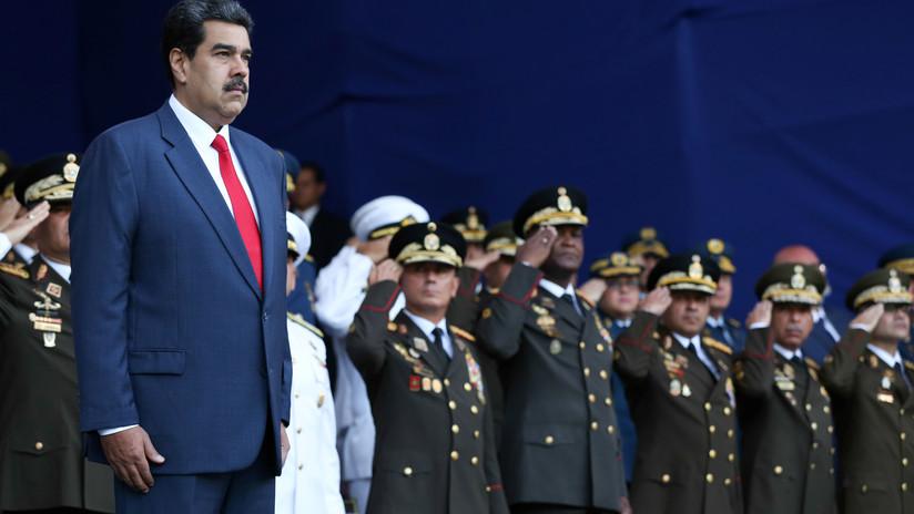 Maduro anuncia nuevos comandantes de Región Estratégica de Defensa en Venezuela