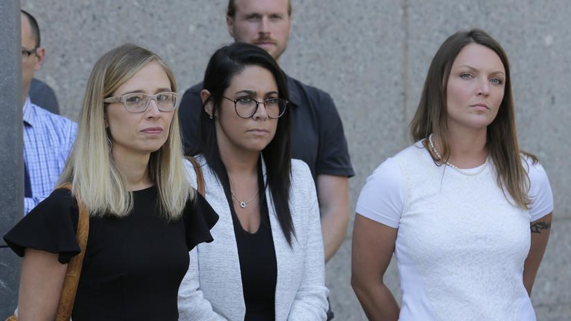 Víctimas del multimillonario Epstein instan al juez a no liberarlo antes del juicio por tráfico sexual