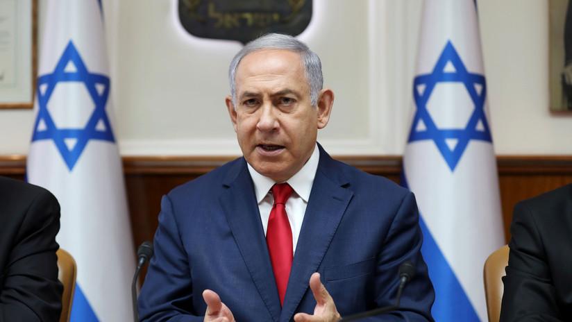 """Netanyahu compara la actitud de la UE respecto a Irán con el """"apaciguamiento"""" de la Alemania nazi antes de la Segunda Guerra Mundial"""