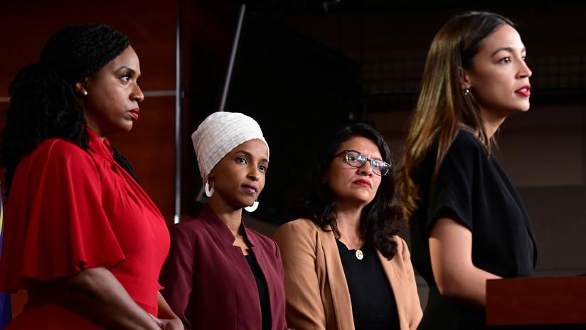 Twitter sostiene que los tuits de Trump contra mujeres congresistas de EE.UU. no violan las reglas contra el racismo de la plataforma