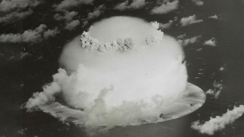 El país insular sobre el que EE.UU. lanzó 67 bombas nucleares registra una radiación mayor que la de Chernóbil o Fukushima