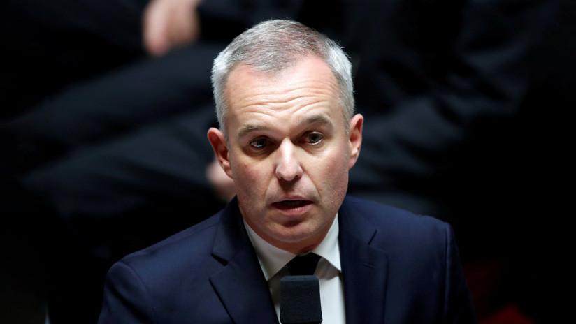 Dimite el ministro francés de Ecología tras el escándalo de las lujosas cenas pagadas con dinero público