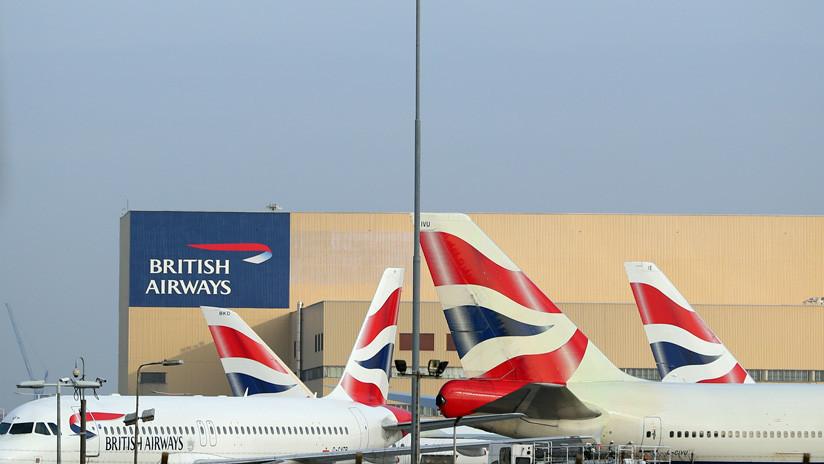 Niño de 12 años burla la seguridad del aeropuerto de Heathrow y consigue subir a un avión de British Airways sin documentos