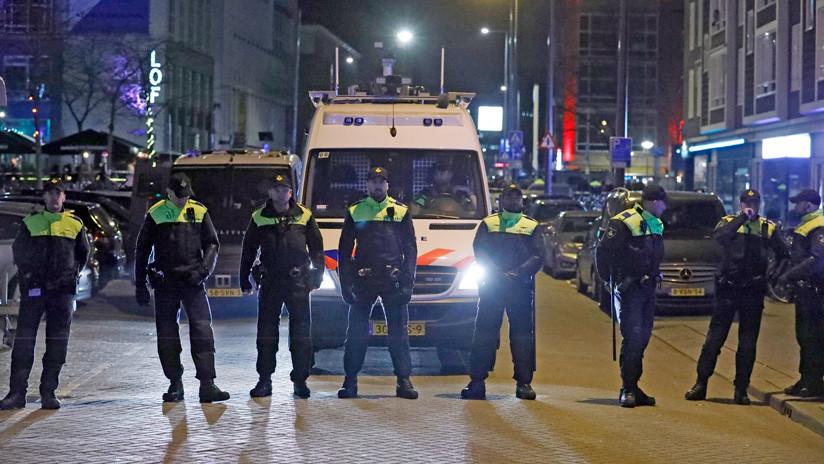 """Filtración criminal de la Policía neerlandesa: """"Nuestros agentes son abordados por criminales en todos los niveles"""""""