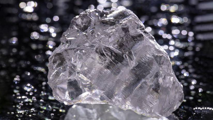 """Hallan al norte de Rusia """"el diamante más grande jamás descubierto en Europa"""""""