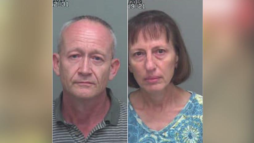 Acusan a una pareja que se preparaba para el apocalipsis de abusar sexualmente de sus dos hijas adoptivas durante años