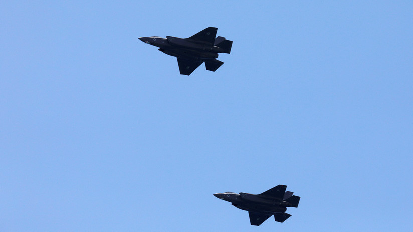 """Trump: """"Turquía ha pedido más de 100 aviones F-35, pero no podrá comprarlos porque ahora tiene los S-400 rusos"""""""