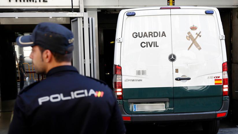 Mandan a prisión a los cuatro miembros de 'la manada de Manresa' en España