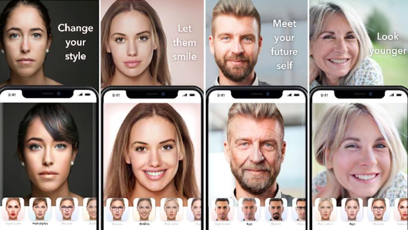 FaceApp: La aplicación que te muestra 'de viejo' causa furor en la Red y advierten de que esconde un peligro