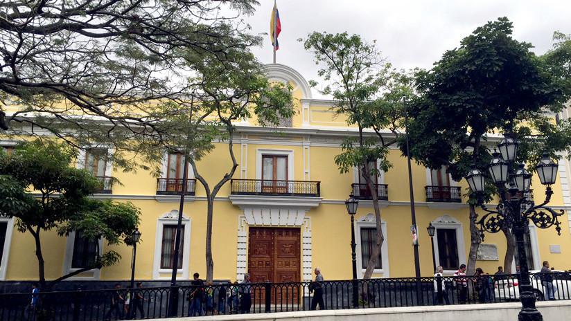 """Venezuela rechaza """"inaceptables amenazas"""" de la representante de la UE Federica Mogherini"""